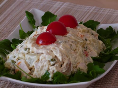 mayonesa de ave