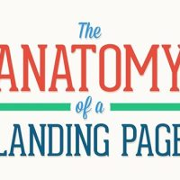 Landing Page Design Tips: How to Convert Website Visitors into Leads [Infographic]