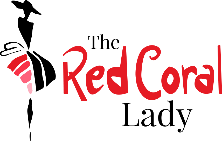 Red Coral Lady Blog