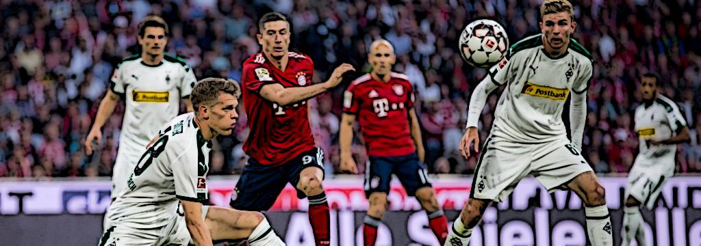 FCB v Gladbach