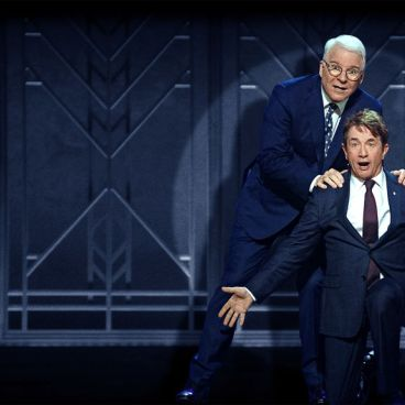 Steve Martin and Martin Short's comedy special