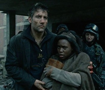 """Children of Men"" from Universal Studios."