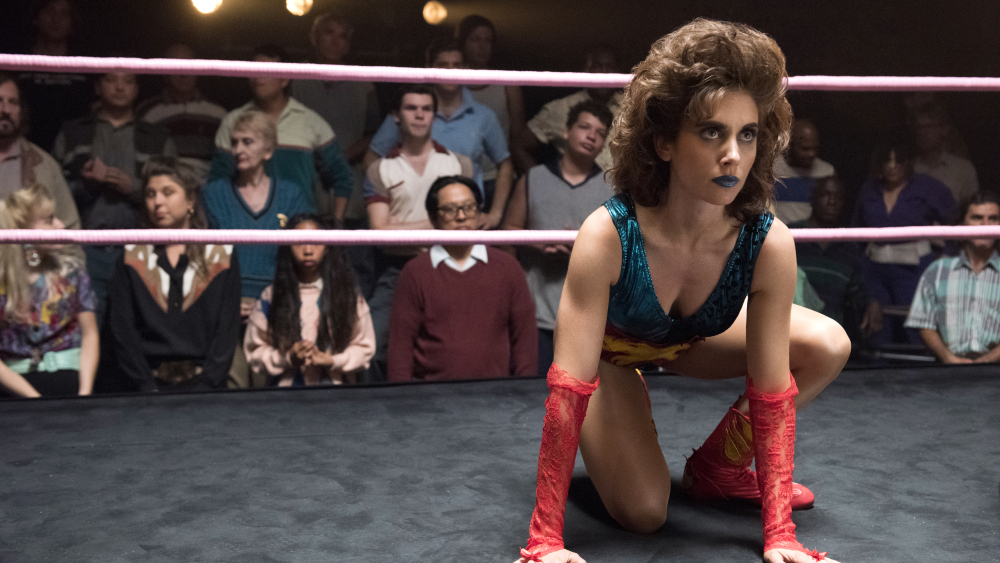 """Women's History Month is the perfect time to check out Netflix's """"GLOW."""""""