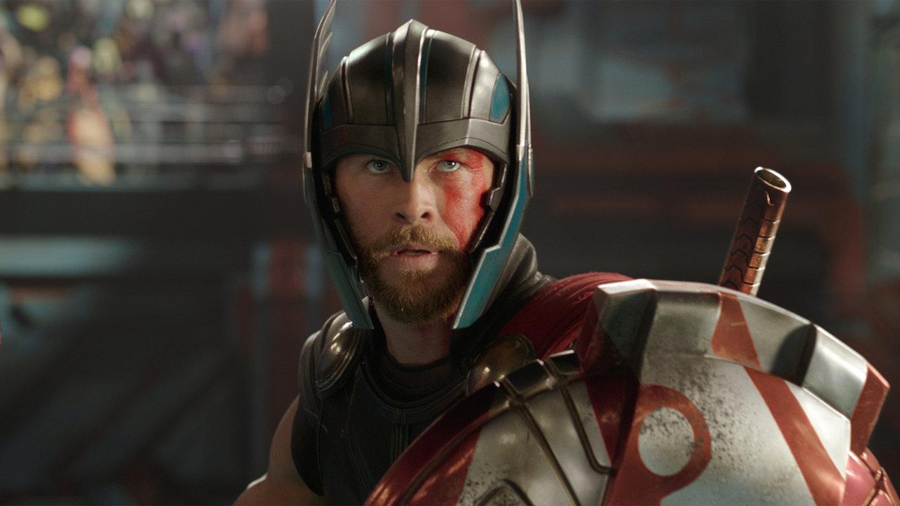 """Thor: Ragnarok"" via Netflix"