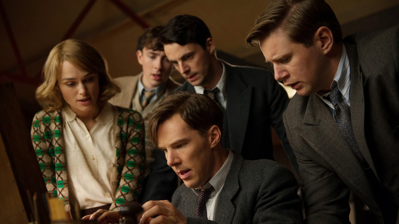 """The Imitation Game"" via Netflix"