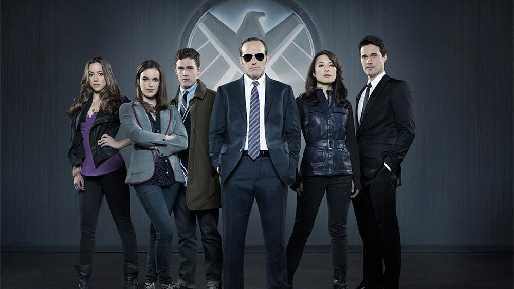 """""""Marvel's Agents of S.H.I.E.L.D."""" via Netflix"""