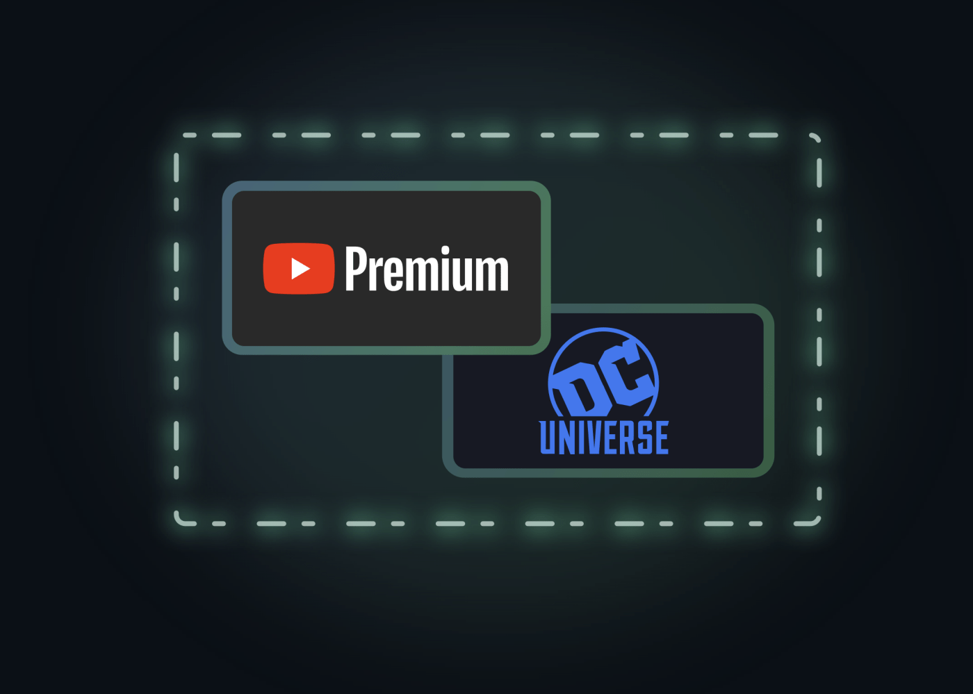 DC Universe and Youtube Premium now on Reelgood