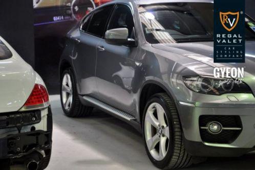 BMW X6 Metallic Grey