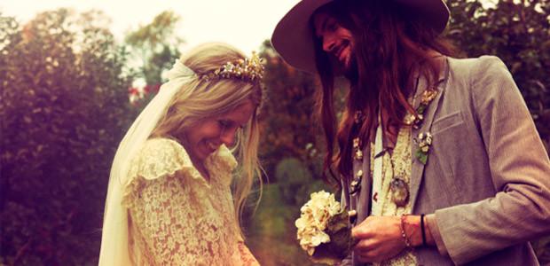 casamento hippie