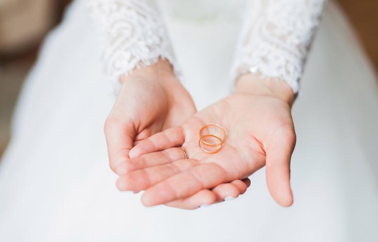 5 curiosidades sobre aliança de casamento