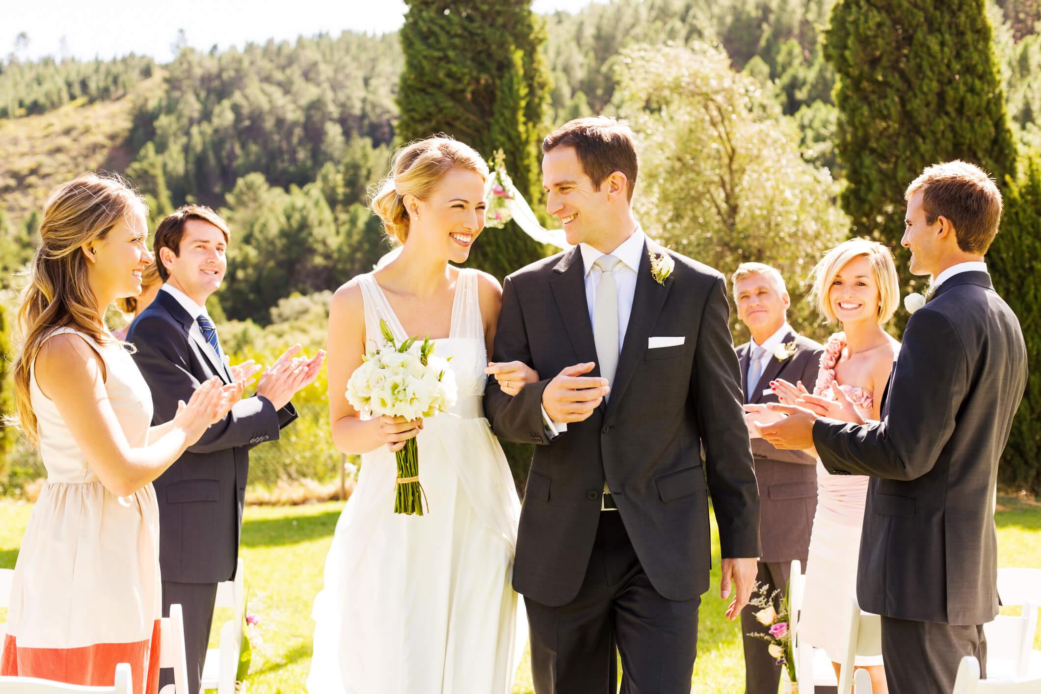 casamento à tarde como decorar