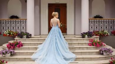 vestido de casamento colorido