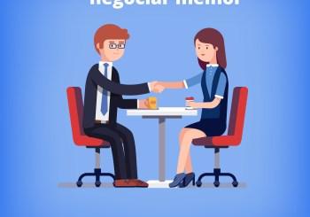 #4 Técnicas para  Negociar Melhor