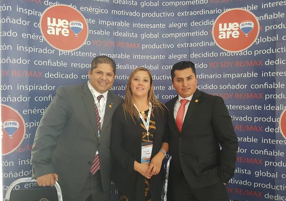 REMAX México presente en el 3er Foro Inmobiliario AMPI Nova