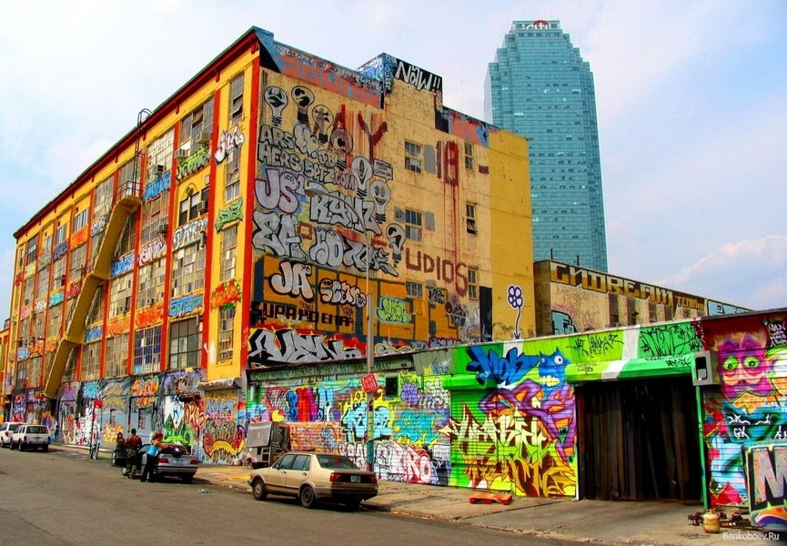 10 Graffiti Terms and Their Meaning | Widewalls