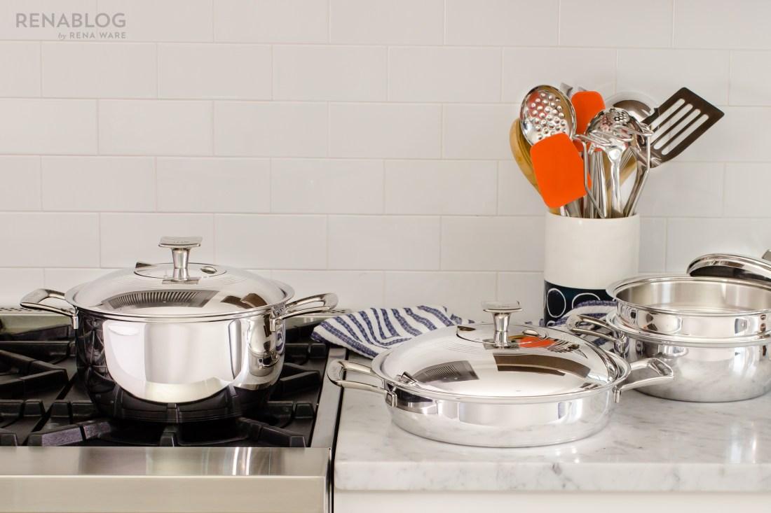 Consejos para ahorrar espacio en tu cocina