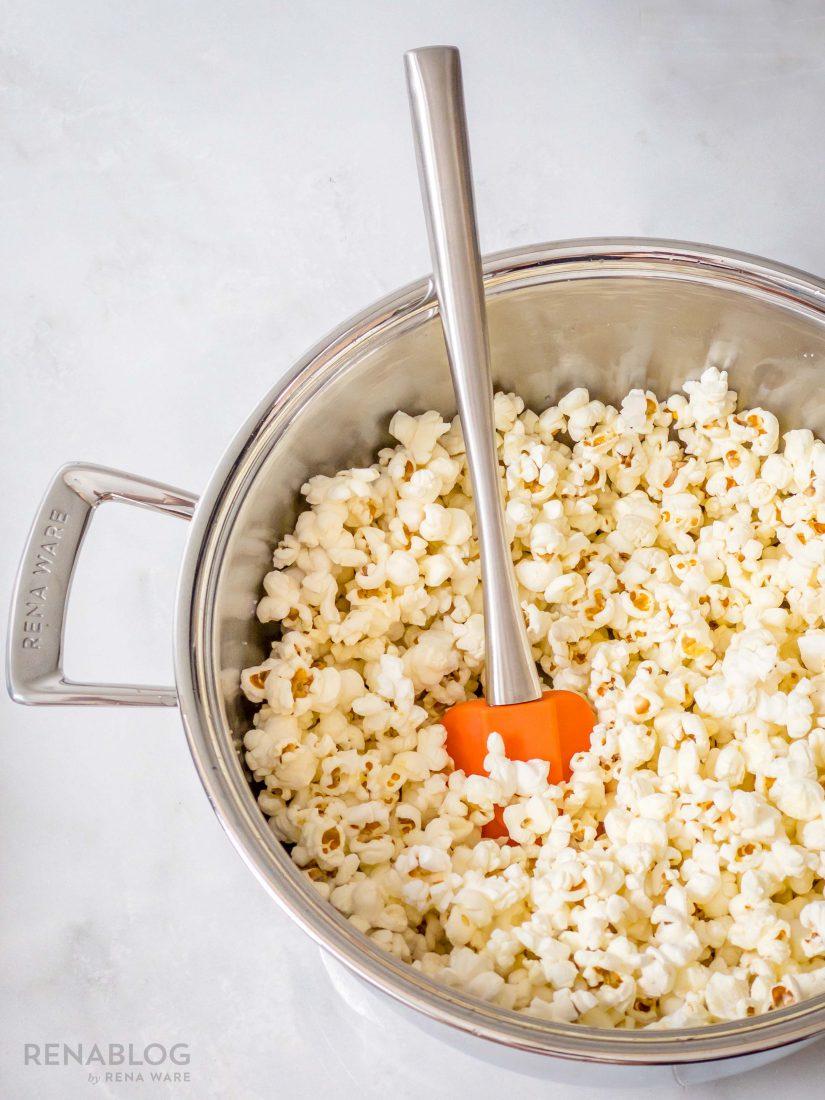 Cómo hacer palomitas de maíz perfectas