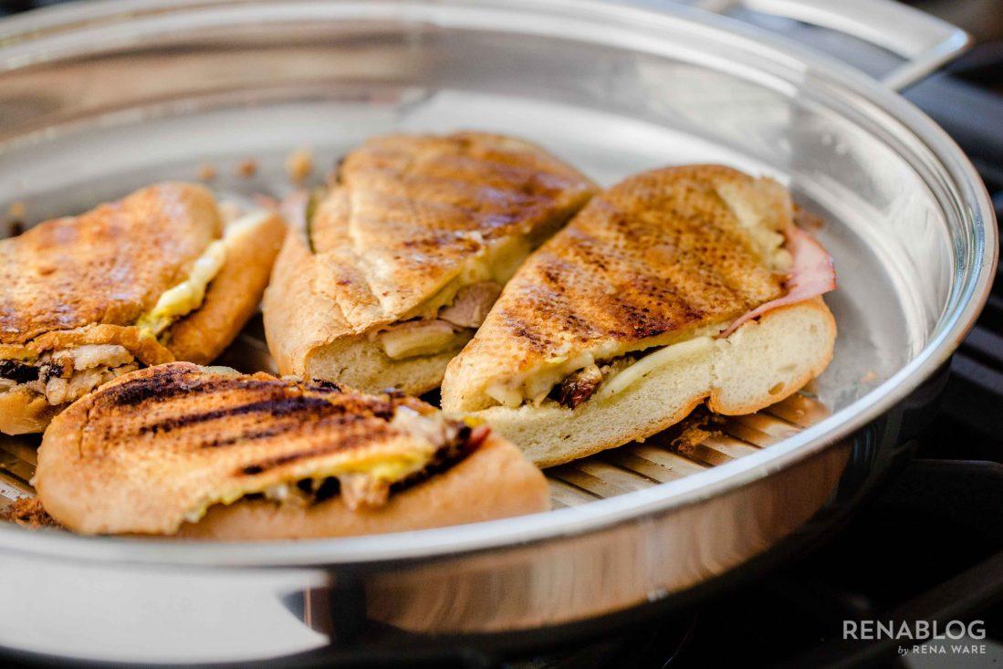 Recetas ideales para cocinar en tu Sartén Grill de Rena Ware