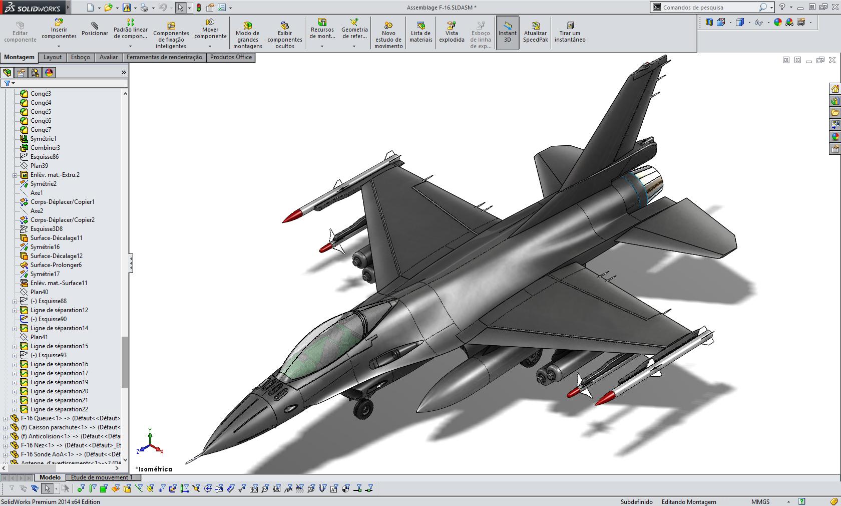 Avio SolidWorks Render Blog