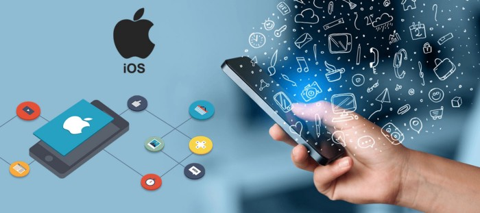 Best services as iOS/iPhone app development company in Bangalore