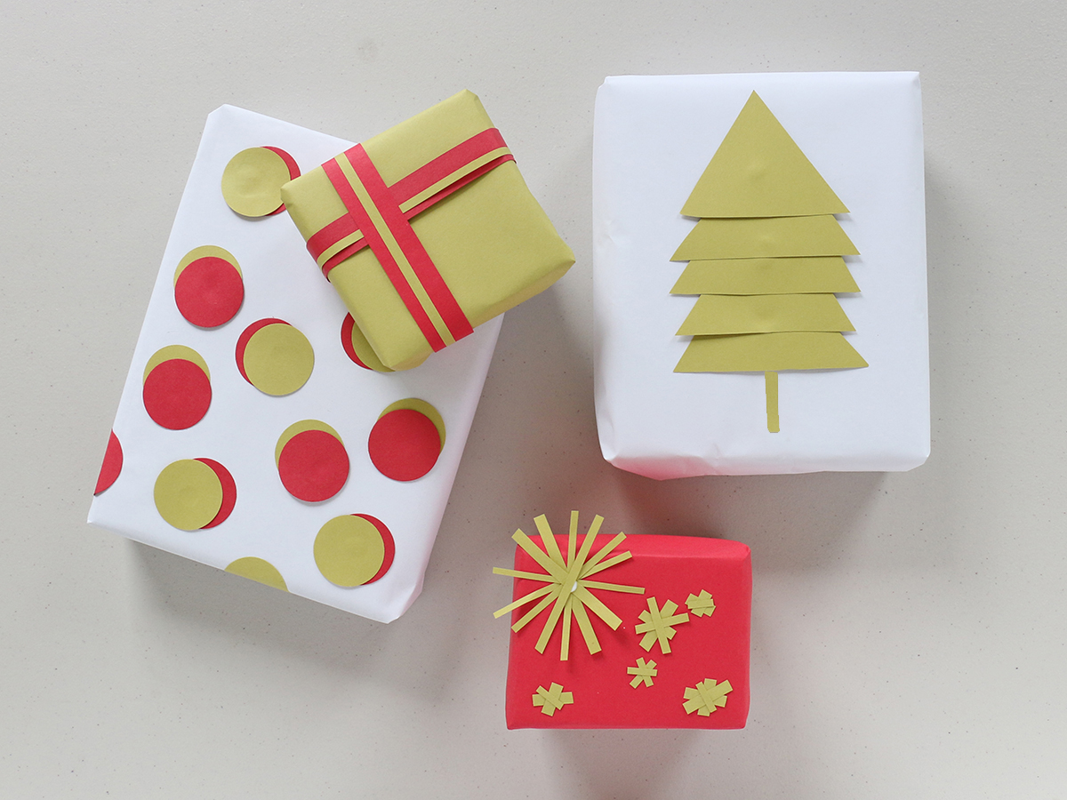 Affordable Creative Holiday Gift Wrap Ideas Rent A