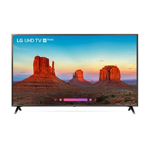 "LG 43"" 4K UHD LED Smart TV"