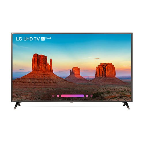 "LG 43"" 4K UHD LED Smart TV"