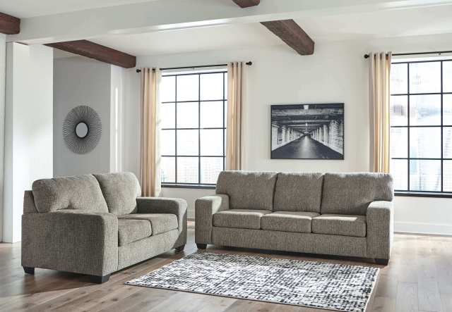 Ashley Termoli Sofa and Loveseat Set