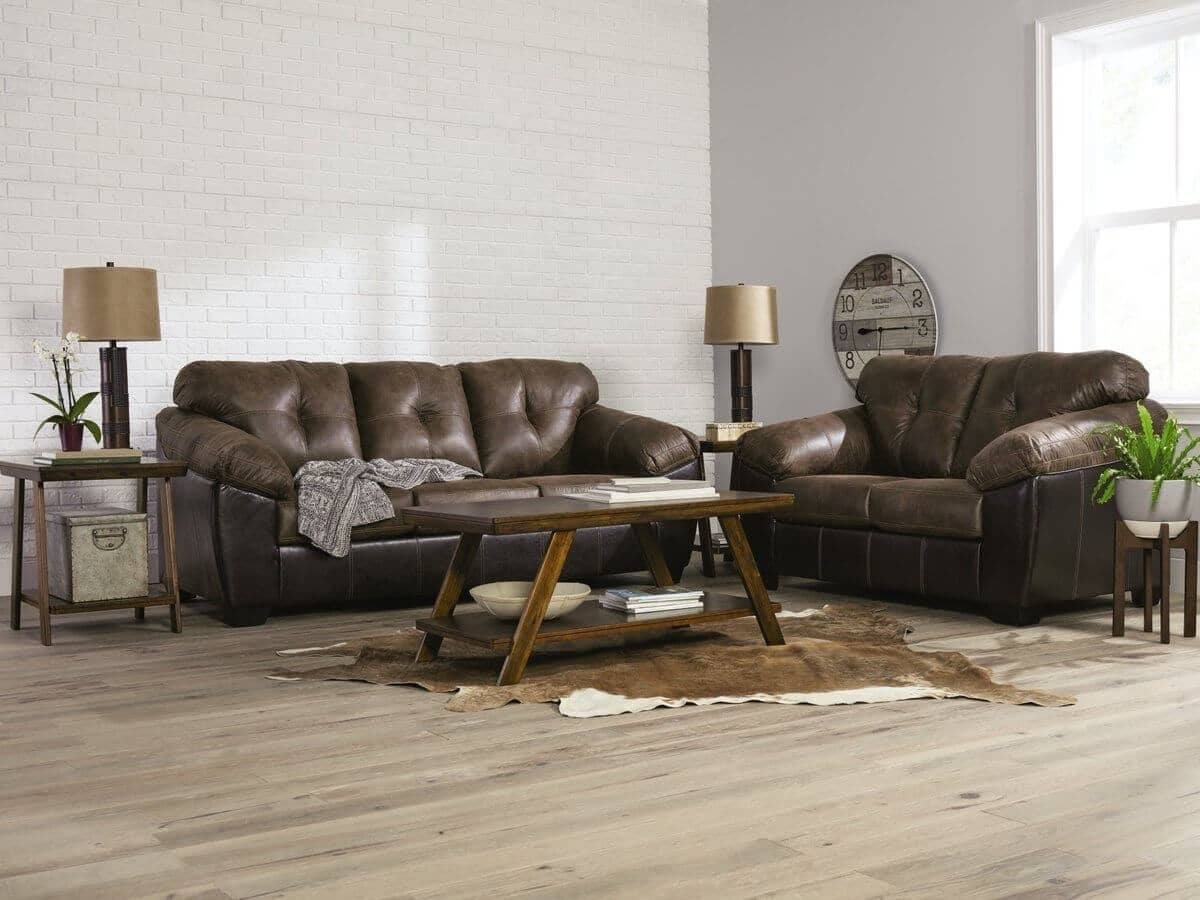 Pleasant Your Ultimate Guide To Styling A Brown Sofa Rent A Center Machost Co Dining Chair Design Ideas Machostcouk