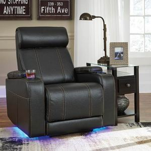 Power recliner by Ashley Furniture