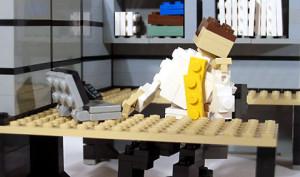 Ufficio - Lego Artist Sean Kenney