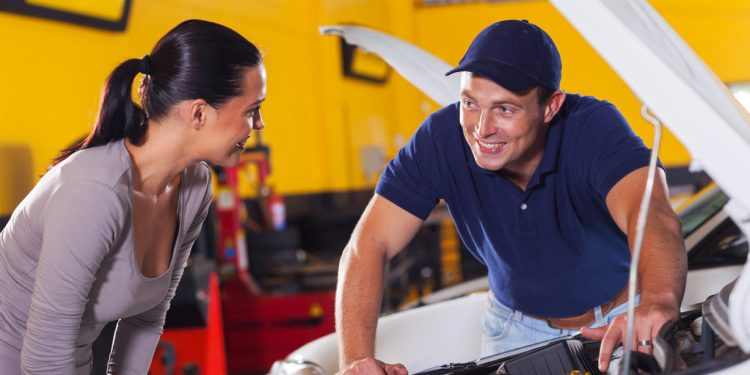 Make Your Auto Repair Shop Approachable
