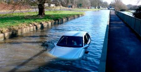 averías por inundación