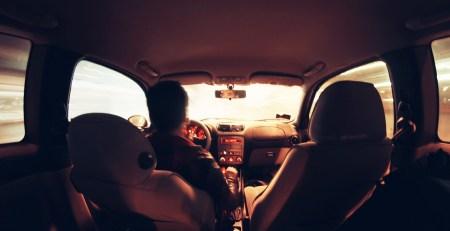 conduciendo