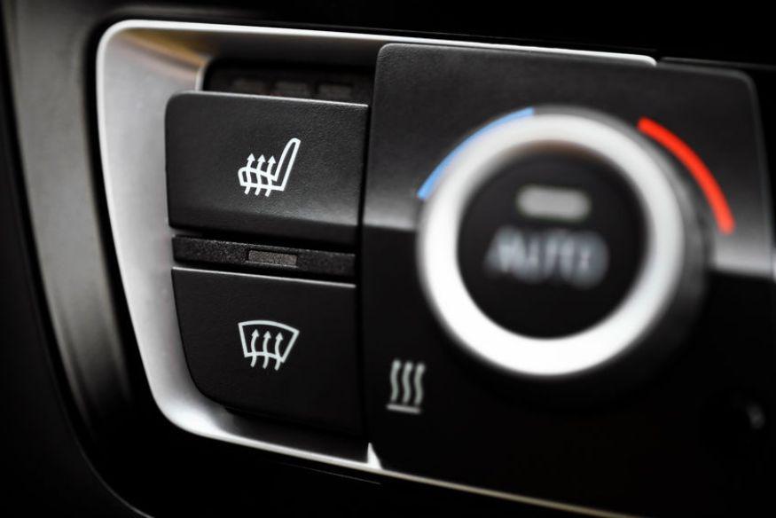 radiador calefaccion coche