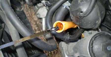 nivelo aceite motor