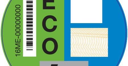 obtener etiqueta Eco DGT