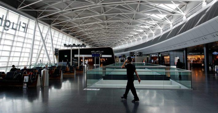 zürichi repülőtér lounge