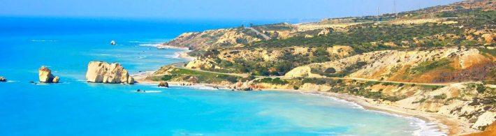 tengerparti város paphos