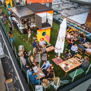 Savanna Rooftop best manhattan rooftops 2021