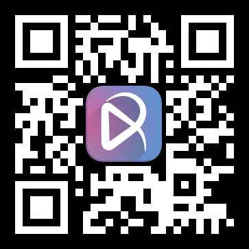 QR Code to download Replay Listings App