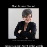 Tamara Gunash for Replay Listings