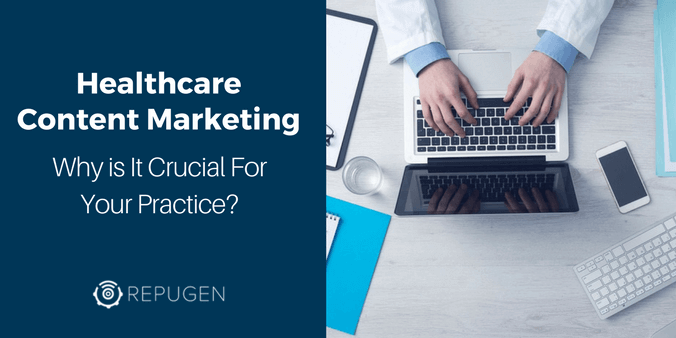 healthcare content marketing