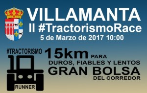 II Tractorismo Race - Villamanta