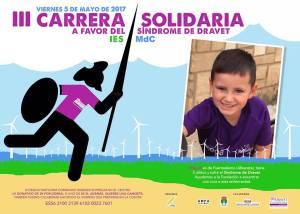 III Carrera Solidaria IES Miguel de Cervantes 2017