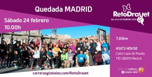 Quedada runner solidaria Madrid