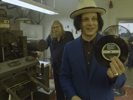 RetroFutur: Jack White explose les ventes de vinyles