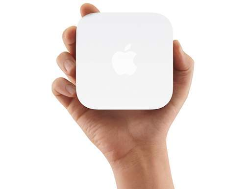 RetroFutur: AirPort Express d'Apple
