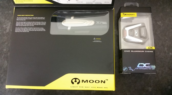 Product Review: Moon Lights – X-Power 780 & LX-70
