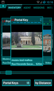 Ingress - Portal Keys